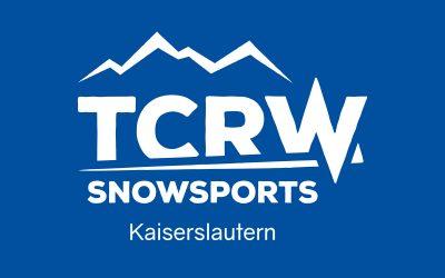 TCRW Snowsports Winter 2019/20 – Save the dates